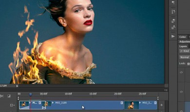 Cinemagraphs maken met Photoshop